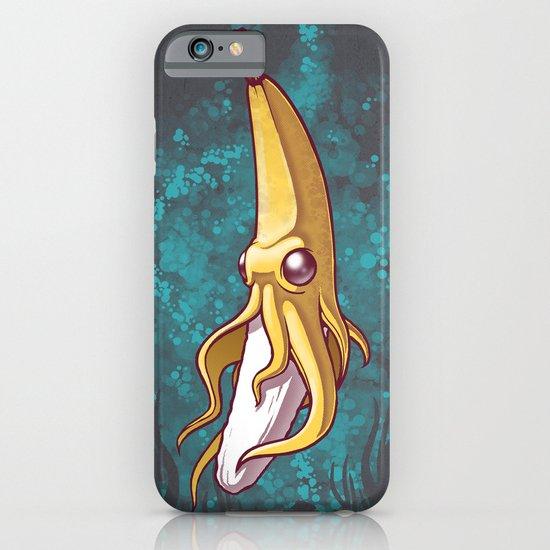 Banana Squid!!! iPhone & iPod Case
