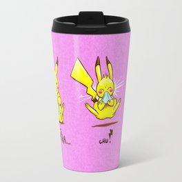 PikaPika Travel Mug