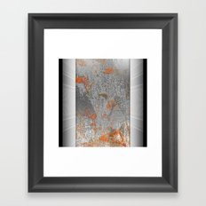 AB #k Framed Art Print