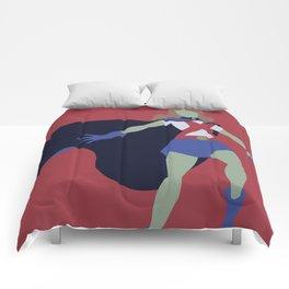 Miss Martian Minimalism Comforters