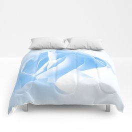 Abstract forms Comforters