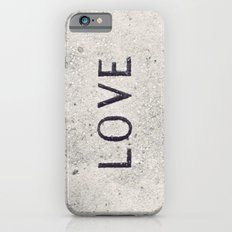 Love Stone Photography - Love Carved in Stone - Zen Meditation Art iPhone 6s Slim Case