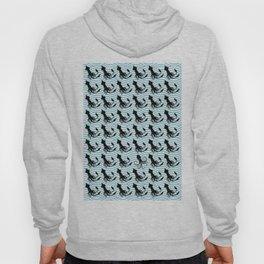 Squid Pattern Hoody