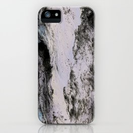 Abstract # 11 - Tell Me What Do You See iPhone Case