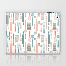 Kitchen utensils Laptop & iPad Skin