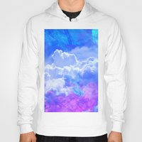 heaven Hoodies featuring Heaven by Calepotts