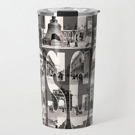 Old Moscow Travel Mug