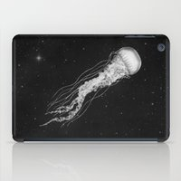 dylan iPad Cases featuring Space Jelly  by Terry Fan