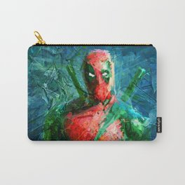 GREENY DEAD POOL Carry-All Pouch