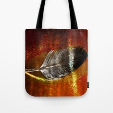 abstract feather# Tote Bag