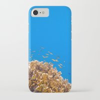 school iPhone & iPod Cases featuring School by Tyler Lucas