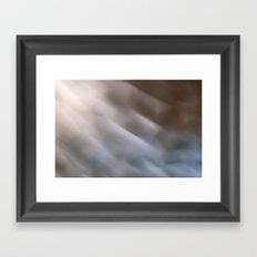 Flow II Framed Art Print