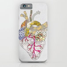 my heart is real Slim Case iPhone 6s