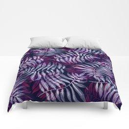 Luscious Midnight Comforters