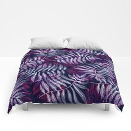 Luscious Midnight Comforters