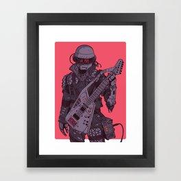 Daftermath 002 Framed Art Print