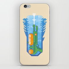 Supersoaker iPhone & iPod Skin