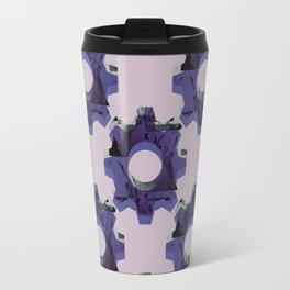 IMPROBABLE GREASE REEL blue pat. Travel Mug