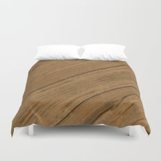 Paldao Wood Duvet Cover