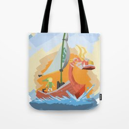 King of Red Lions. Tote Bag