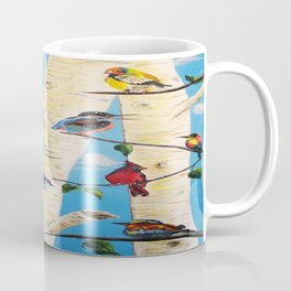 Love Birds Family Reunion Coffee Mug