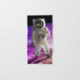 Astronaut Low Poly Hand & Bath Towel