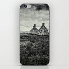The Abandoned House II iPhone Skin
