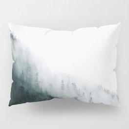 Foggy PNW Pillow Sham