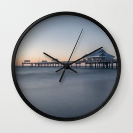 Every Sunset Counts Wall Clock