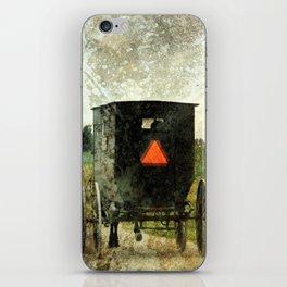 Buggy Grunge iPhone Skin