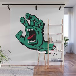 CATCH AND BITE Wall Mural