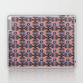 Butterflies and Dots Laptop & iPad Skin