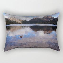 Below The Cradle Rectangular Pillow