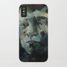 Glass Slim Case iPhone X