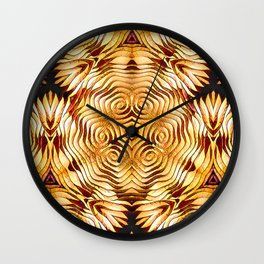 Bonitum Ornament #1 Wall Clock