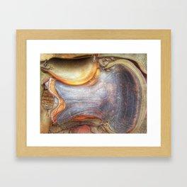 Well Used Framed Art Print
