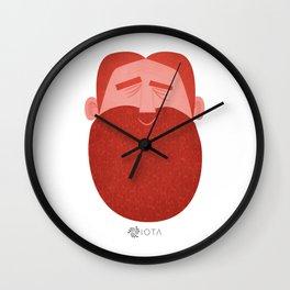 IOTA - Explore the Tangle I Wall Clock