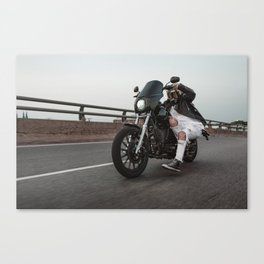 Long Live The Dyna Canvas Print