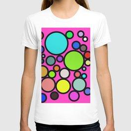 Circles Galore! T-shirt