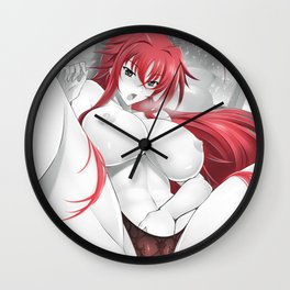 High School DxD - Rias Gremory Wall Clock