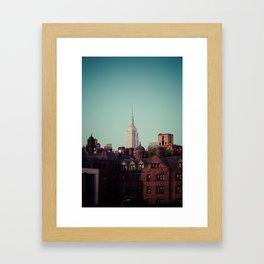 Empire - NYC Framed Art Print