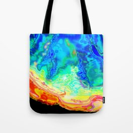 A different kind of algae Tote Bag