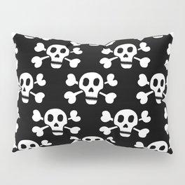 Skull & Crossbones Pillow Sham