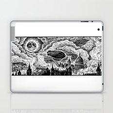 Steampunk Skyline Laptop & iPad Skin