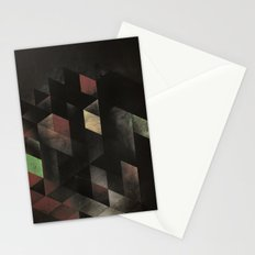 th' cyge Stationery Cards