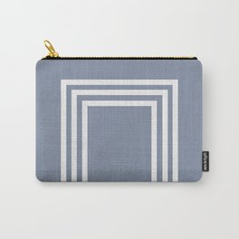 Portals - The Square - Slate Carry-All Pouch
