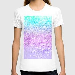Unicorn Girls Glitter #9 #shiny #decor #art #society6 T-shirt