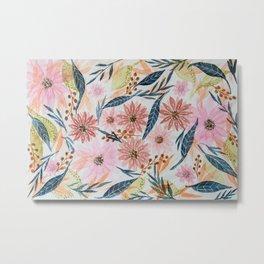Valley of Flowers Metal Print