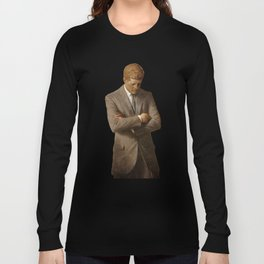 John F. Kennedy Long Sleeve T-shirt