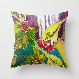 Moiji Bird Throw Pillow